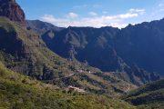 The Masca Gorge, Tenerife