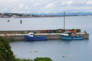 Kilronan harbour, Inishmore