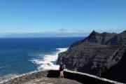 Teide viewing point, La Gomera