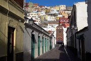 Street in San Sebastian de La Gomera