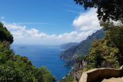 The Sentiero degli Dei (Path of the Gods) on the Amalfi Coast