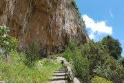 Descending to Positano on the Sentiero degli Dei