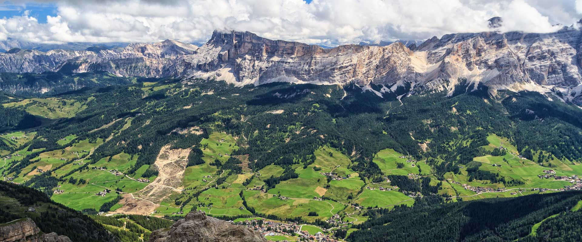 Dolomites: Val Badia hiking