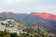 White village in the Alpujarras