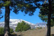 Snow-capped peaks in the Alpujarras