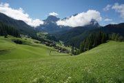 La Val in Val Badia, South Tyrol
