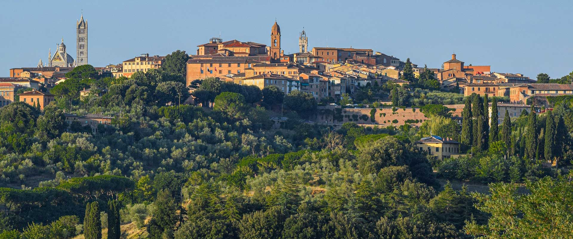 Val d'Orcia hiking