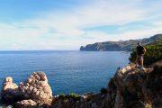 cliffs, Cala Deia