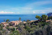 coastal view, Mallorca walking
