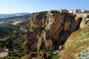 Gorge and town of Ronda, CC Tim Adams