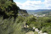 Roman road between Ubrique and Benaocaz, CC El Pantera