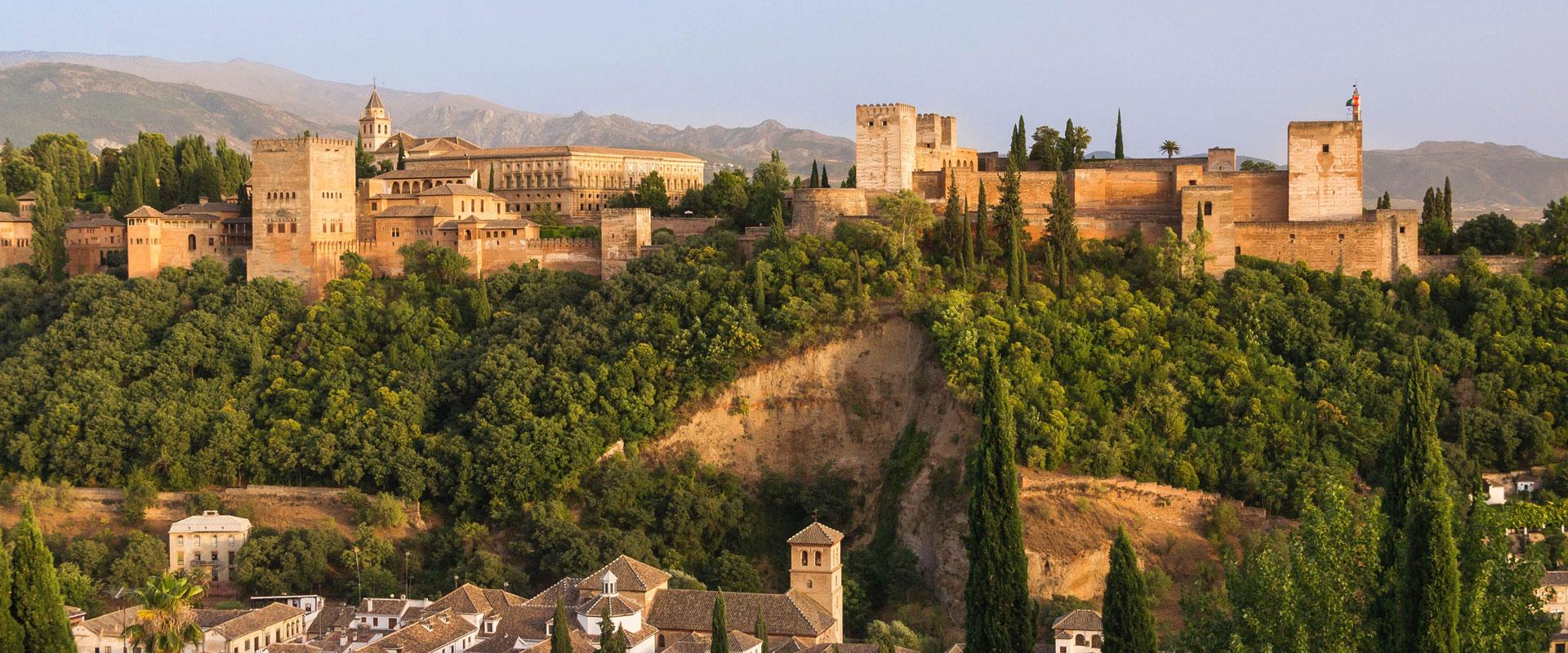 The Alpujarras and Granada