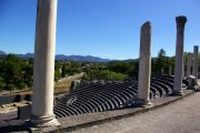 Roman theatre in Vaison la Romaine