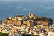 Lipari old town, Aeolian islands