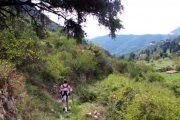Hiking in the Alpes Maritimes