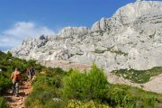 Alpilles self-guided hike