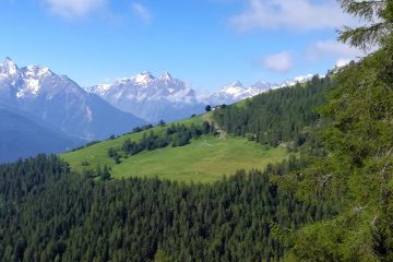 Hiking the Aosta Valley