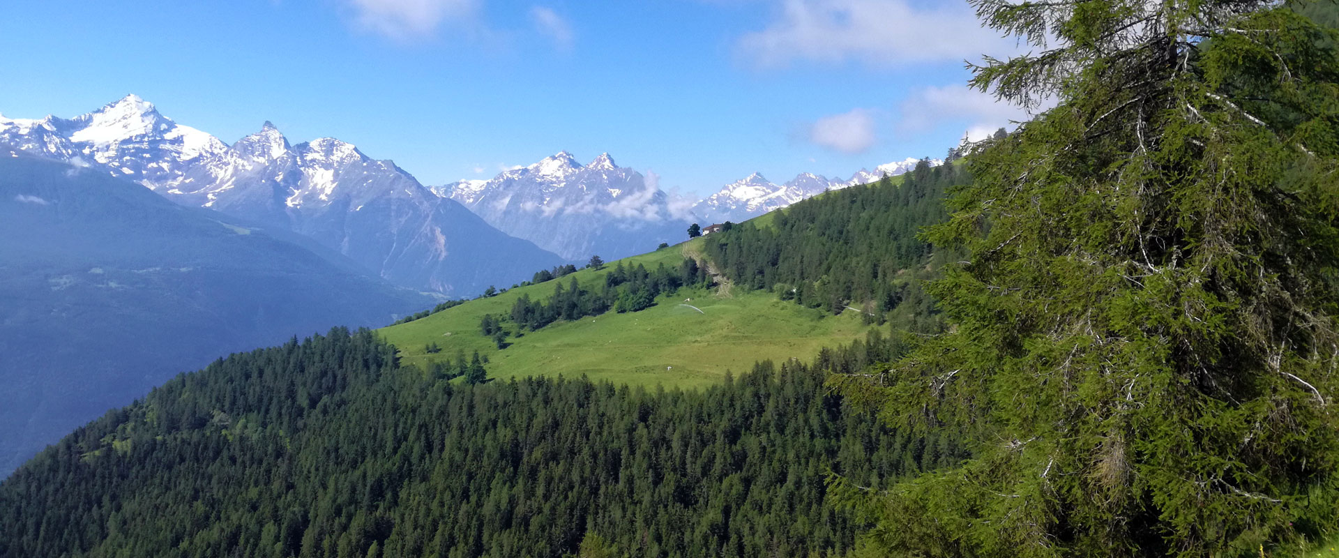 Alps: Valle D'Aosta
