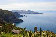 Lipari hiking trail, Aeolian Islands