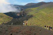 Hiking on Mount Etna