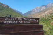 Tavignano Gorge, Corsica