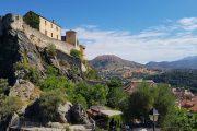 Citadel of Corte, Corsica