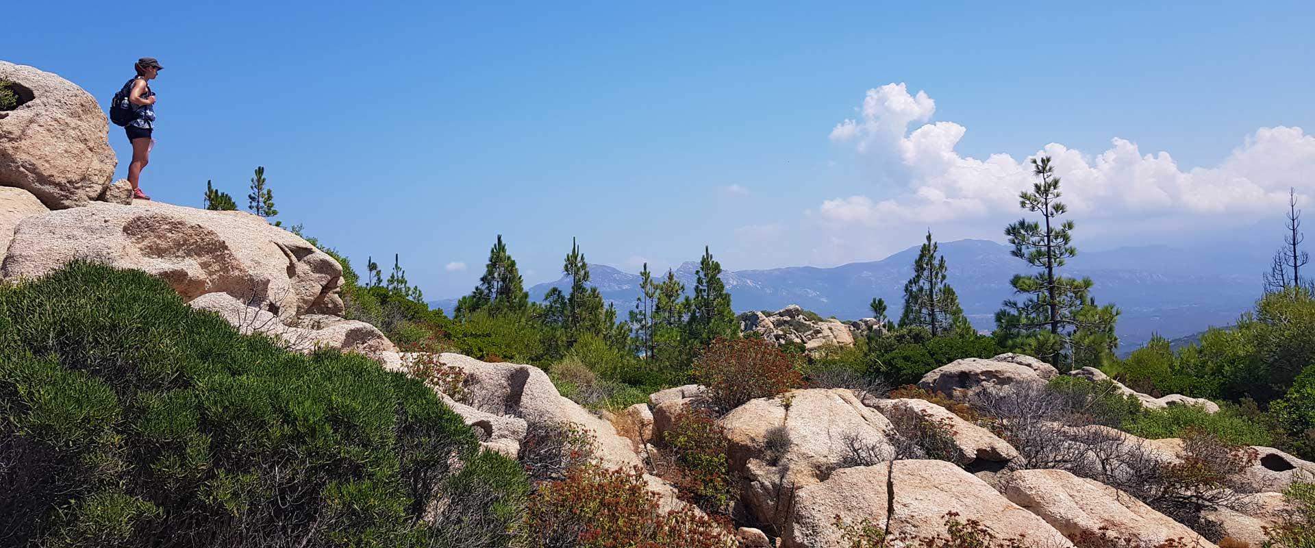Corsica: Mountain & Coastal Trails