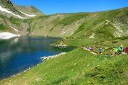 Hiking at the Rila lakes