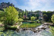 The Fontaine de Vaucluse