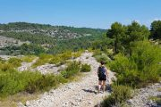 Luberon hiking