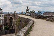 The Roman Walls of Lugo, A UNESCO World Heritage Site on the Camino Primitivo