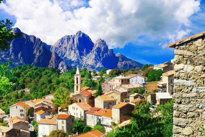 Evisa, Korsika Mare a Mare vandreferie