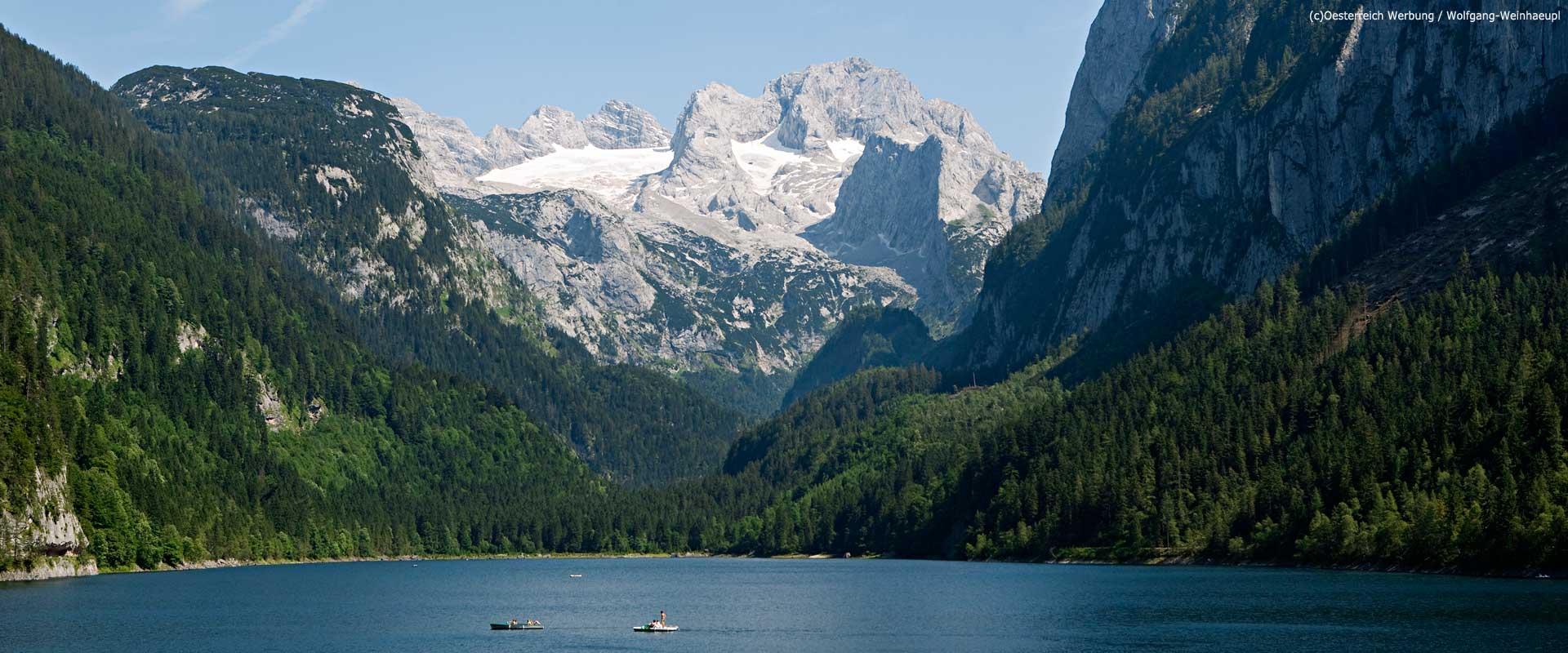 Alps: The Dachstein