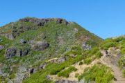 Path to Pico Ruivo