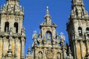 Santiago Cathedral, Camino Primitivo
