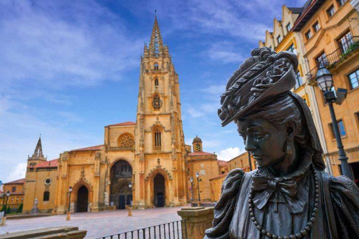 Camino Primitivo - Oviedo Cathedral