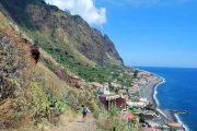 Hiking to Paul do Mar