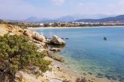 Pyrgaki beach, Naxos