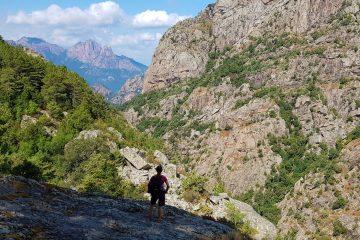 Corsica hiking the Mare a Mare Nord