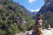 The spectacular Gorge de Spelunca