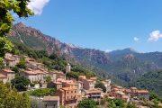The beautiful mountain village of Ota