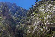 The Cares Gorge in the Picos de Europa