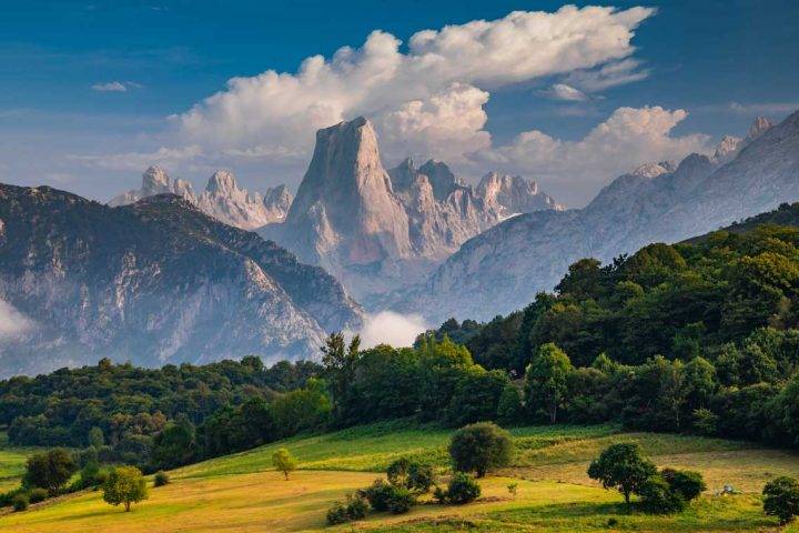 Vandring i Picos de Europa