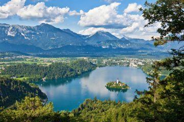 Lake Bled, Slovenia www.slovenia.info, photo: Jošt Gantar