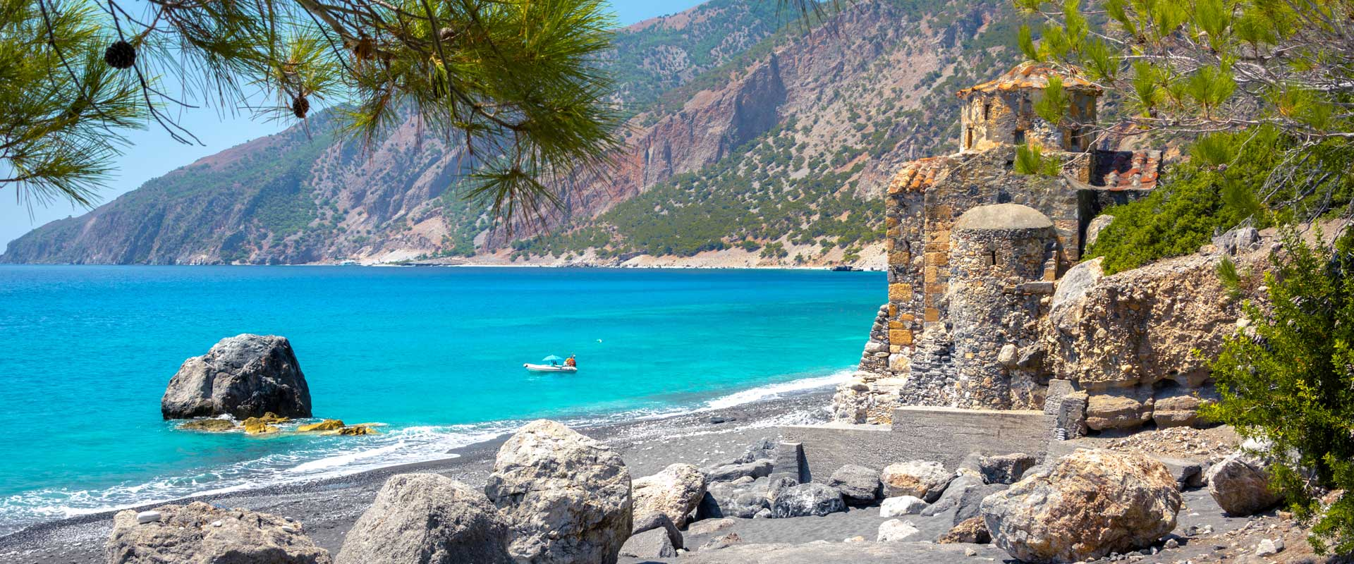 Hiking in Crete