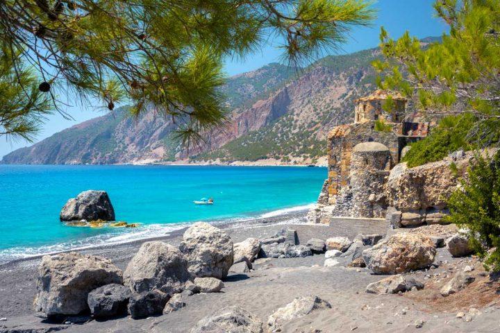 Vandring på Kreta