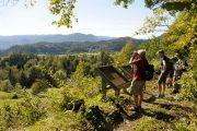 Hiking in Slovenia