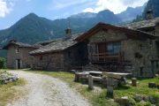 Rifugio Gardetta, Valle Maira