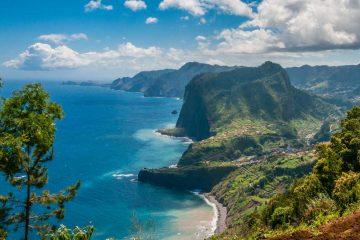 Madeira nordkyst