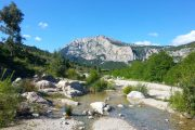 Sardinia hiking trail
